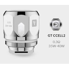Coil GT CCell2 0,3 Ohm (35W - 40W) - vaporesso